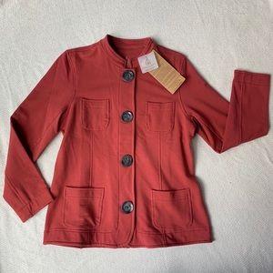 NWT Neon Buddha Jacket Size M